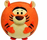 TY 7138053 - Disney Ball - Tigger, Durchmesser 12 cm, Beanie Ballz