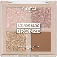 Loreal Paris Contouring Chromatic Bronze 01 Universal