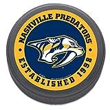 Nashville Predators Established 1998 NHL Collectors Puck