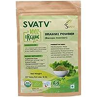 SVATV Brahmi Pulver (Bacopa Monnieri) 1/2 lb, 08 oz, 227g USDA zertifiziert preisvergleich bei billige-tabletten.eu