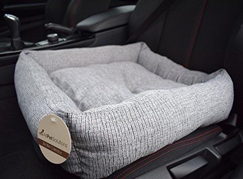 Auto-hund-bett (Alle Pet Lösungen Reisen Haustier Hund Katze Welpe Auto Bett Sicherheit Booster Sitz Displayschutzfolie)