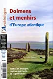 L'Archéologue, Hors-série Décembre 2014 - Janvier-fevrier 2015 : Dolmens et menhirs d'Europe atlantique
