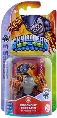Skylanders Swap Force - Single Character Pack - Terrafin (Xbox 360/PS3/Nintendo Wii U/Wii/3DS)
