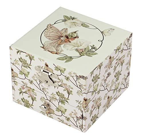 Trousselier SA - Caja de música, diseño de Flores y Hadas