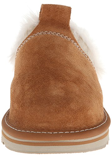 Sorel The Campus Slipper, Sabots femme Marron (286 Elk)