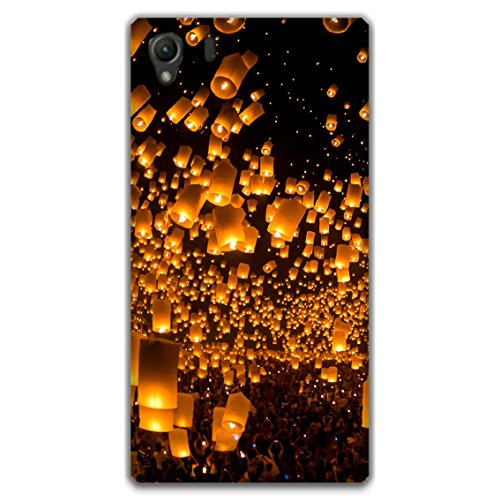 The Racoon Grip printed designer hard back mobile phone case cover for Sony Xperia Z1. (Tangled)  available at amazon for Rs.99