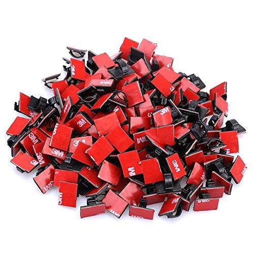 kedsum-200-pezzi-multiuso-adesivo-gestione-dei-cavi-filo-clips-cable-drop-wire-holder-tie-clip-organ