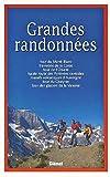 Grandes randonnées : Tour du mont-blanc, traversées de la Corse, tour de l'Oisans, haute route des Pyrénées Centrales, massifs volcaniques d'Auvergne, tour du Queyras, tour des glaciers de la Vanoise...