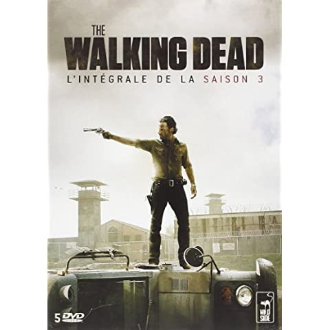 The walking dead, saison 3 - Wild Bill
