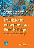 Produktivitätsmanagement von Dienstleistungen: Modelle, Methoden und Werkzeuge (VDI-Buch)