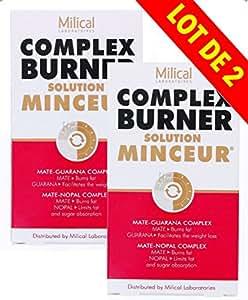 Milical Complex Burner Solution Minceur Programme de 28 Jours - 2 x 56 Comprimés