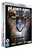 PLANET OF THE APES BOXSET [Bluray] 2018 [Blu-ray]