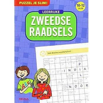 Puzzel je slim! - Leerrijke Zweedse raadsels (10-12 j.)