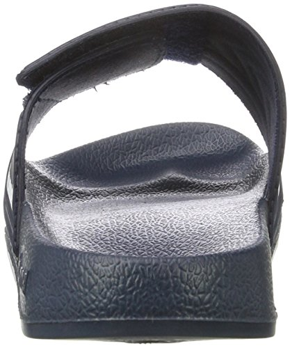 Hummel Unisex-Erwachsene Larsen Slipper Dusch-& Badeschuhe Blau (Dress Blue/White)