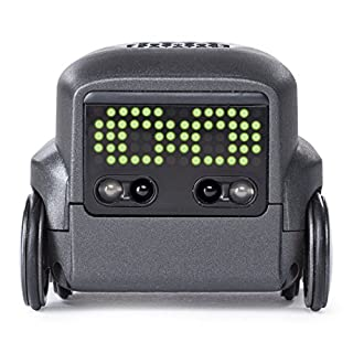 Boxer - Interactive AI Robot Toy (Black) with Personality and Emotions, for Ages 6 and Up (B079VYDG21) | Amazon price tracker / tracking, Amazon price history charts, Amazon price watches, Amazon price drop alerts