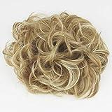 PRETTYSHOP Haarteil Haargummi Hochsteckfrisuren unordentlicher
