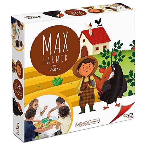 Cayro-882-MAX le fermier-Juego de Tablero