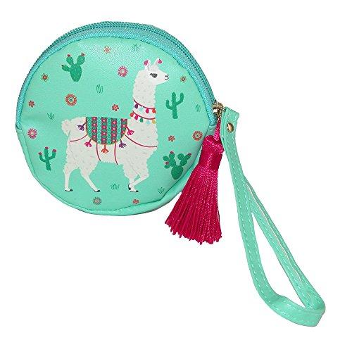 Sass & Belle Kid's Lima Llama Coin Purse Wallet