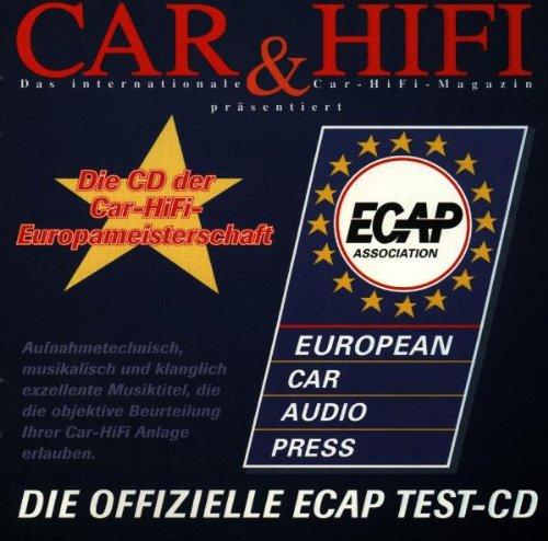 Die Offizielle Ecap Test-CD