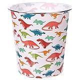 Mülleimer Dinos aus Kunststoff 24