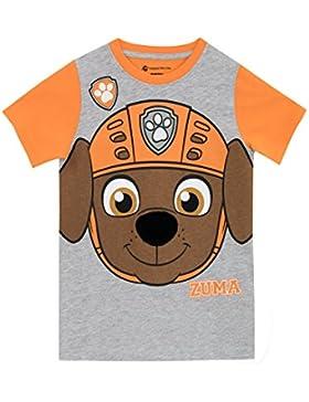 Paw Patrol La Patrulla Canina - Camiseta Para Niño Zuma