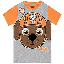 La Patrulla Canina - Camiseta para niño Paw Patrol Zuma