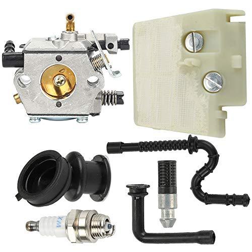 Vergaser für Stihl 024 026 MS240 MS260# Walbro WT-194 Vergaser Luftfilter