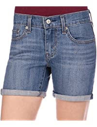 Levi's Mid Length Short Update, Shorts para Mujer