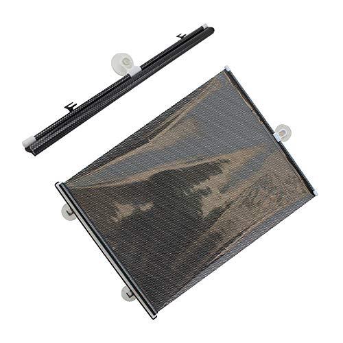 Xiton Autofenster schattenhaft Auto Sunshade für Seitenfenster Blöcke schädliche UV-Rays und Angebote wirksamen Sonnenschutz