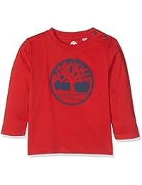 Timberland Manches Longues, T-Shirt Bébé Garçon