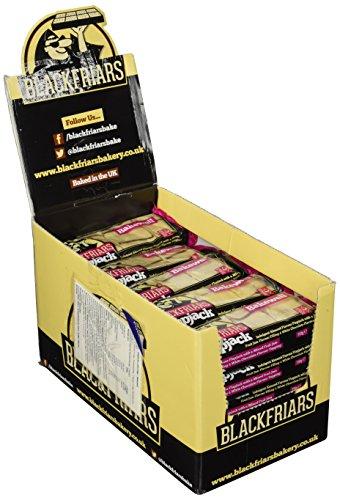 Blackfriars Flapjacks - Bakewell, 25er Pack (25x110 g)
