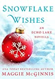 Snowflake Wishes by Maggie McGinnis front cover