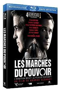 Les marches du pouvoir [Blu-ray] [FR Import]
