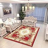 LUYION- Teppich Moderne einfache Wohnzimmer Schlafzimmer Reinigung Rutschfeste Hause küche waschen handwäsche waschen,b,160x230cm