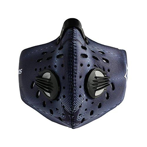 ROCKBROS Mascarilla Facial Antipolvo 1 2 Filtro Máscara