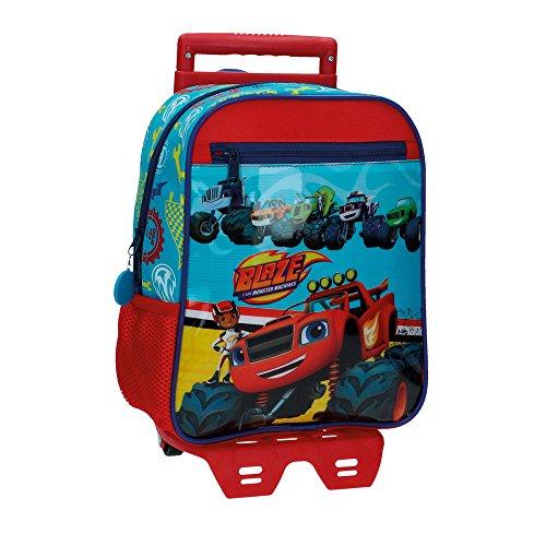 Imagen de blaze  infantil, 6.44 litros, color rojo