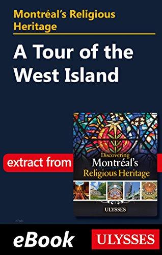Descargar Libro Montréal's Religious Heritage: A Tour of the West Island de Siham Jamaa
