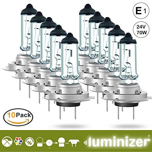 luminizer® autolampe H710X H724V 70W lampade alogene schweinwerfer anabbaglianti E1PX26d