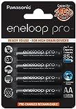 Batteries rechargeables sanyo xX eneloop aA hR - 3UWX avec capacité 2500mAh - 4BP lot de 4 piles sous blister pDA-punkt