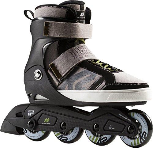 K2 Herren Highline Skateboardschuhe, Mehrfarbig (Design 001), 43 1/3 EU