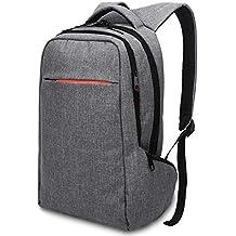 c2fdaeef206 Norsens Antivol Sac à Dos Homme 15.6 14 Pouces Imperméable Sac Ordinateur  PC Portable pour