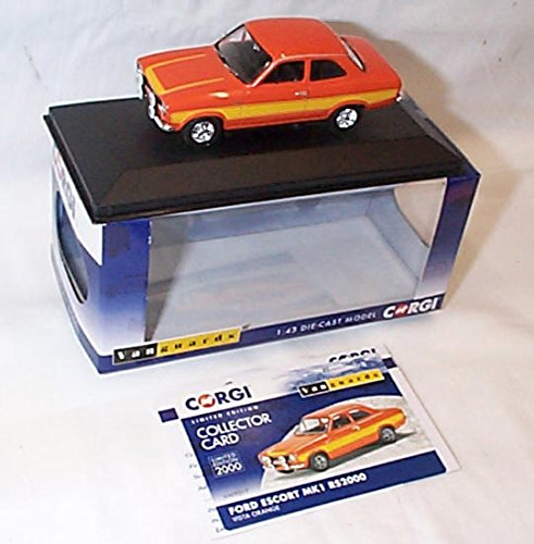 corgi-vanguards-ford-escort-mk1-rs2000-vista-orange-car-143-scale-diecast-model