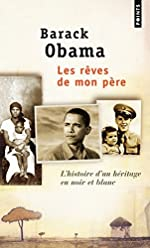 Reves de mon pere (French Edition) by Barack Obama(2008-11-01) de Barack Obama