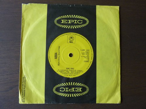 Ring ring (#2041422) / Vinyl single [Vinyl-Single 7'']