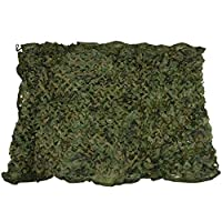 Summerwindy 4 x 1.5m Camouflage Shooting Hide Net Hunting Oxford Fabric Camo Netting
