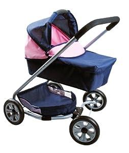 KNORRTOYS.COM Knorr 31097 Spacemob - Cochecito de bebé de Juguete