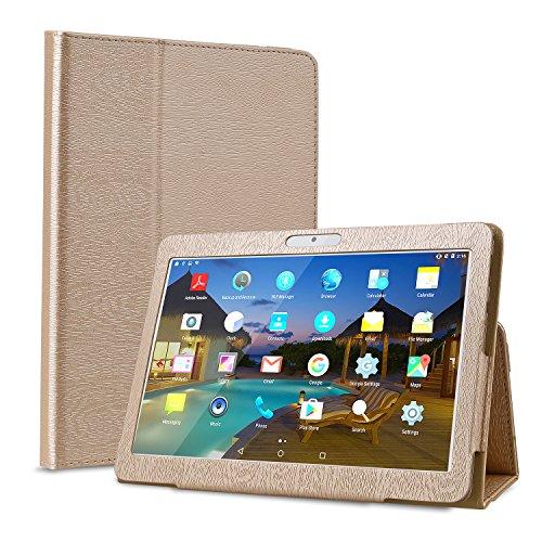 custodia x tablet  BEISTA Cover Custodia Protettiva Case in Pelle PU Adatto per LNMBBS Tablet 10 Pollici