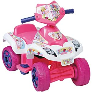 BAYSIT Elektrofahrzeug Quad Magic Fairy 6V