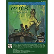 Ents of Fangorn (Middle Earth Role Playing/MERP #3500) by Randell E. Doty (1987-06-02)