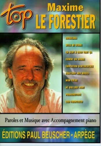 Top le Forestier --- Chant, Guitare Ou Piano par Leforestier Maxime